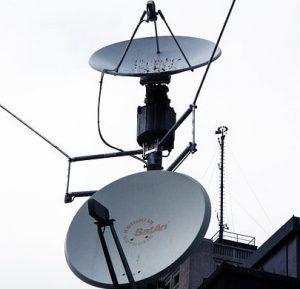 Antennista a Mappano