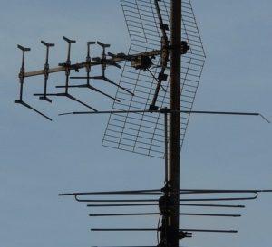 puntamento antenna tv torino